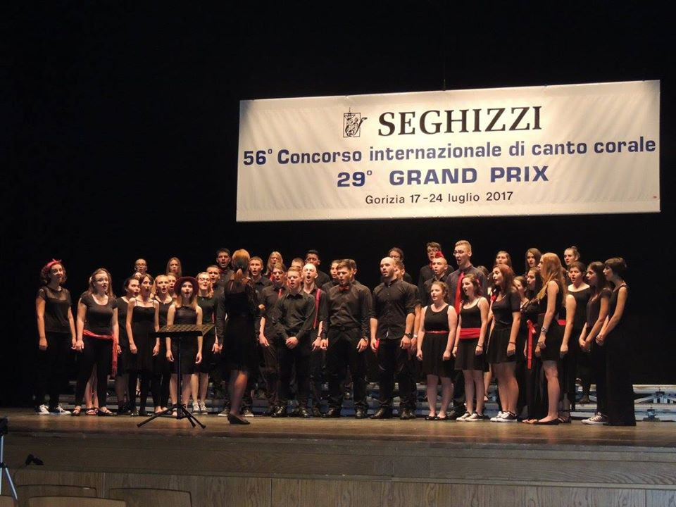 "56. International Choral Singing Comptition ""Seghizzi Gorizia Italia 2017 9 2"